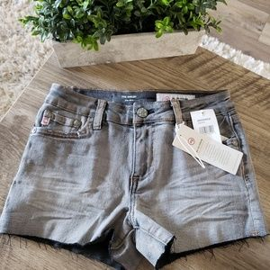 AG Adriano Goldschmied Kids Shelby Fray Short NWT